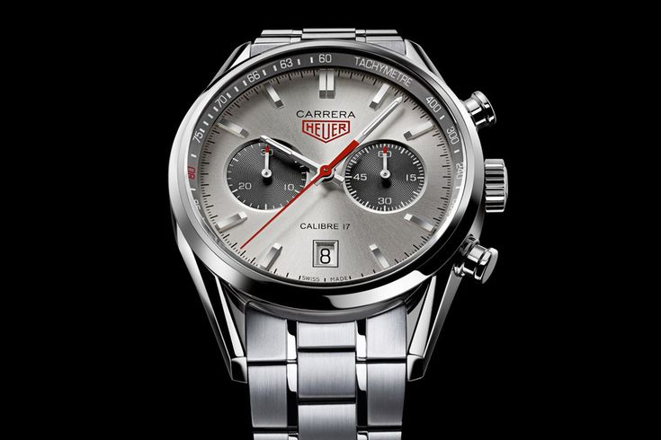 TAG Heuer Jack Heuer 80th Birthday Carrera Watch