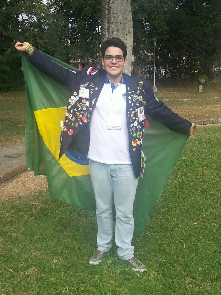 Como me orgulho do meu país!!
