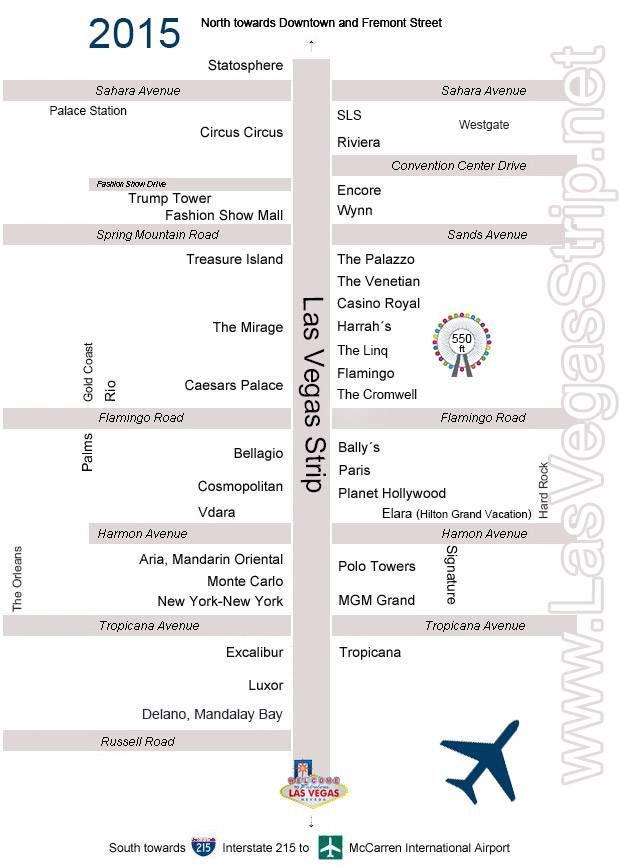 Best Las Vegas Map Ideas On Pinterest Las Vegas Strip Map - Map of every casino in the us