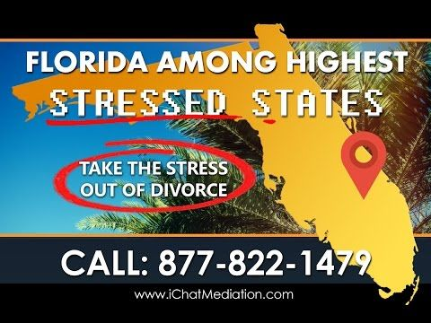 Floridas High Divorce Rate Places It Among Most Stressed States In U.S.