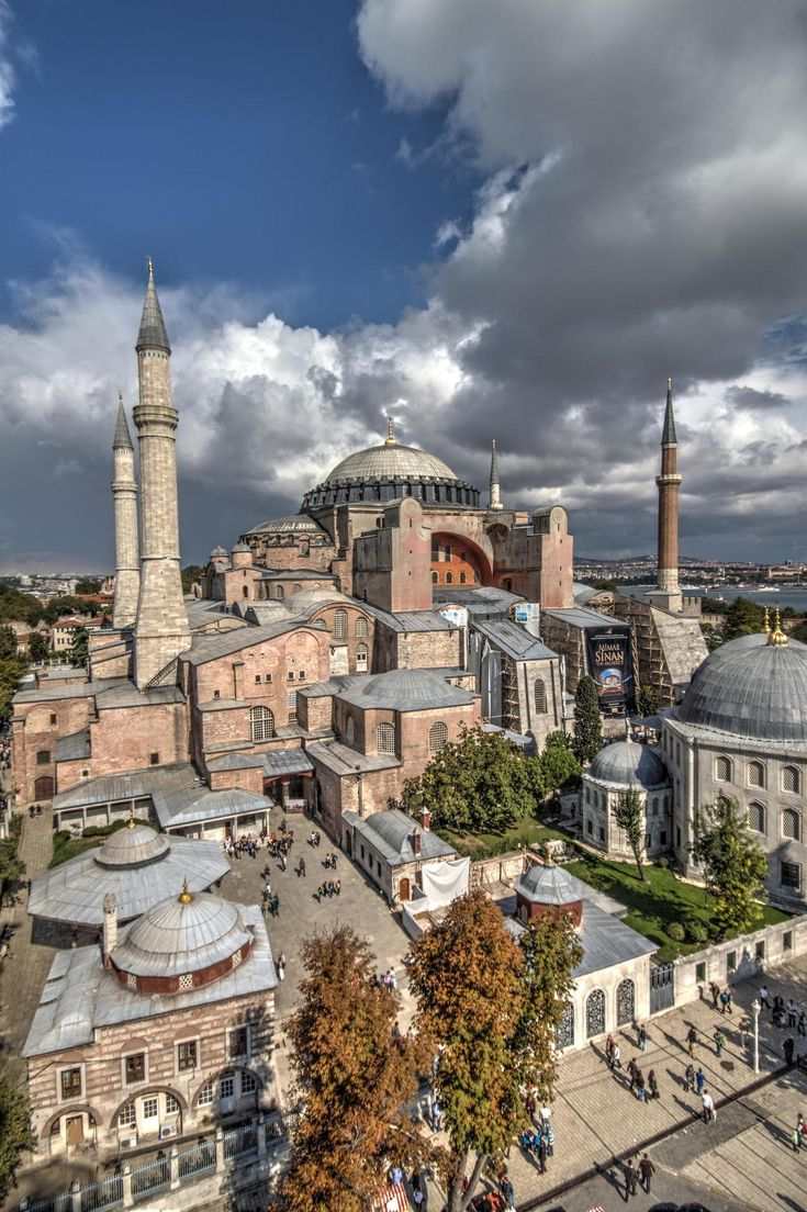 Ayasofya-İstanbul By ÖZGÜR ZEYHAN