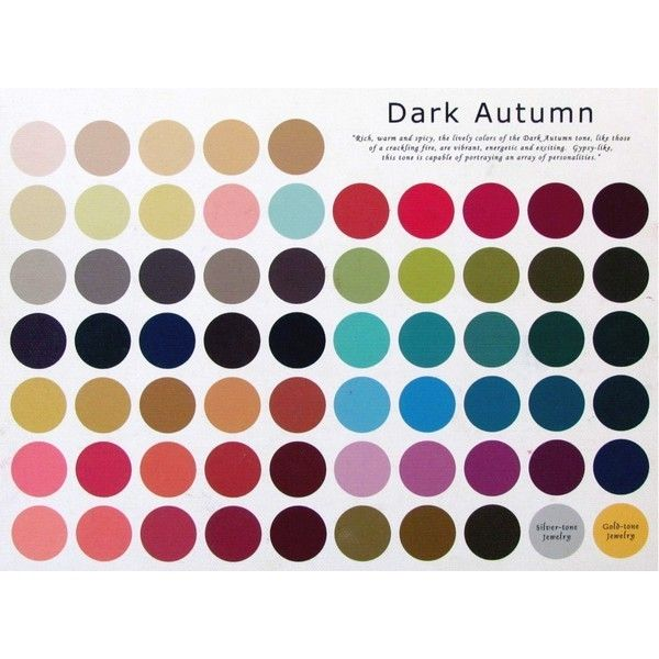The Dark Autumn ❤ liked on Polyvore