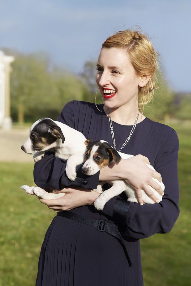 Laura Carmichael stars in Town & Country's summer issue - HarpersBAZAAR.co.uk