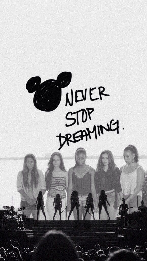 Never Give Up On What You Love, Don't Care What other people think and Just Dream and Believe.