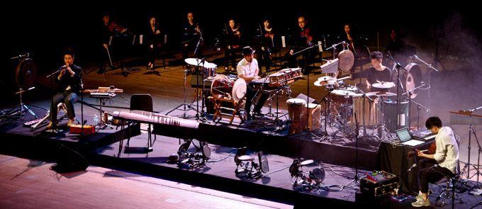 """15/10 - Μουσικές του κόσμου <br>""""Sound of Friendship"""" - Συγκρότημα GongMyoung από τη Δημοκρατία της Κορέας"""