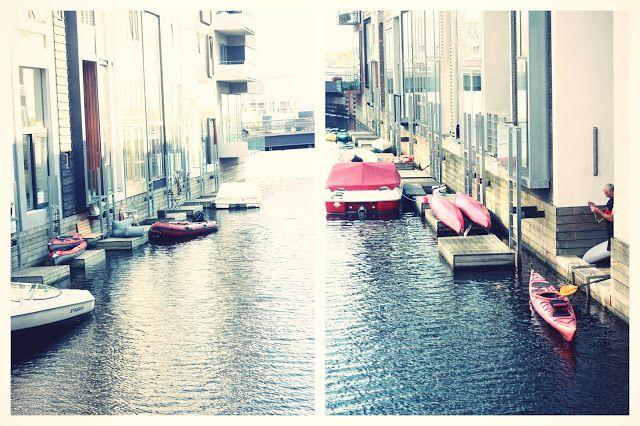 Copenhagen Kiddo: På cykeltur til Nokken #Copenhagen #Sydhavn