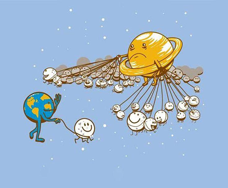 конечный смешные картинки о земле должен был