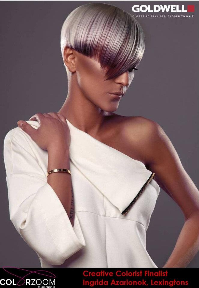 I love Goldwell color #identityhairsalon #haircolor