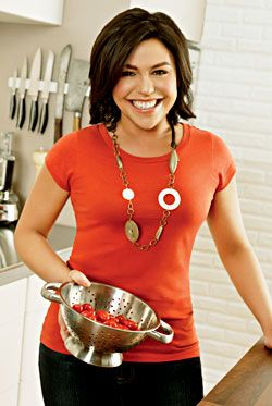 Rachel Ray (1968-) American tv personality and celebrity chef