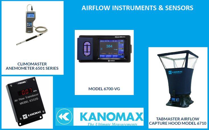 Airflow instruments sensors airflow sensor measuring