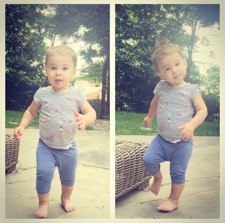 Jessie James Decker baby Vivi