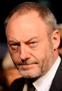 I think Liam Cunningham would make a good Sazed, or Breeze, or Lord Venture. Or maybe Penrod.