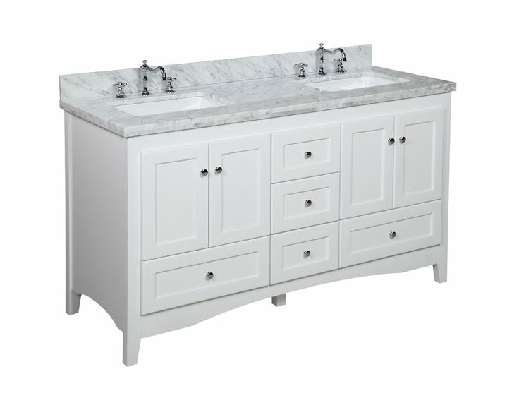 Picture Gallery For Website  carrera marble premium double bathroom vanity wtcarr d