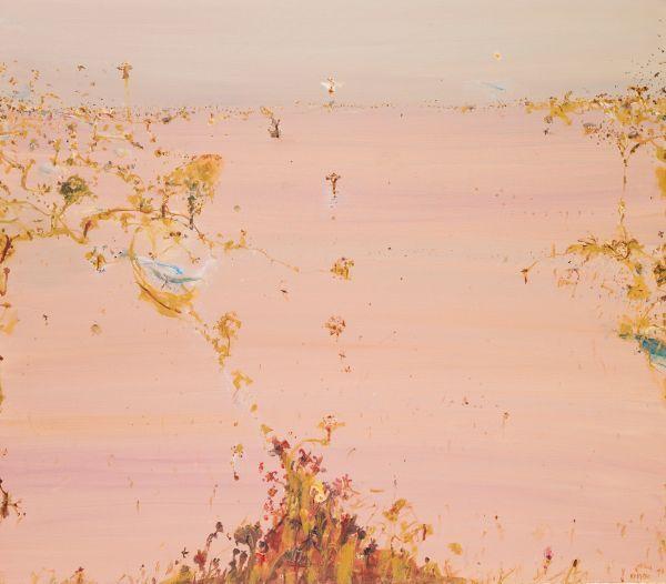John Henry Olsen  Bird in a Landscape