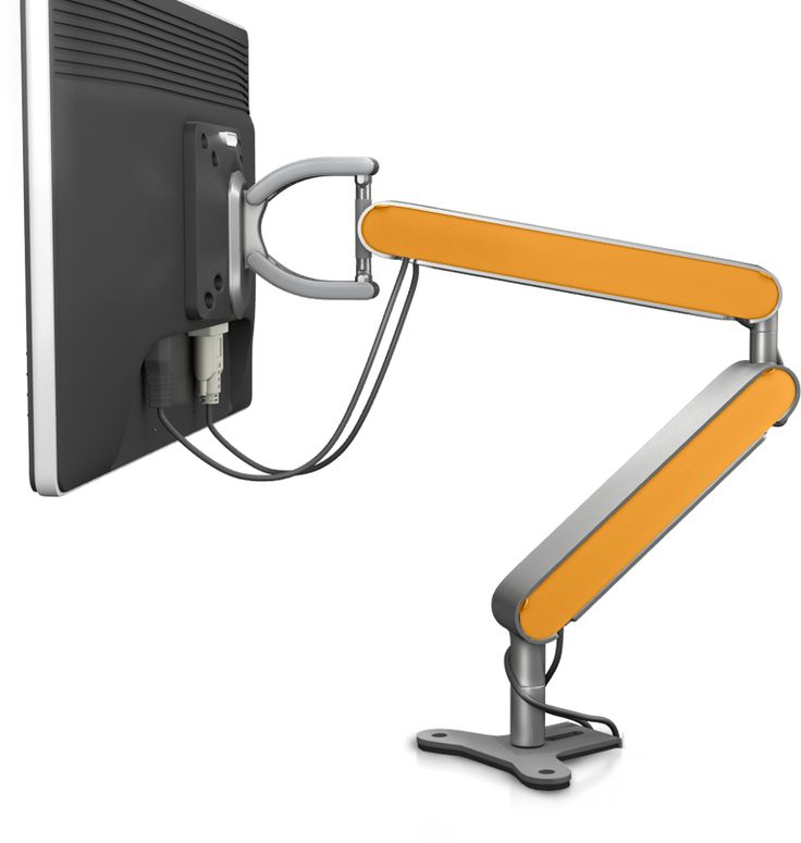 WorkTools Zgonic : Zgo the new class of monitor arm  www.worktoolswork.com