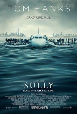 SUDANDO CINE: SULLY (Clint Eastwood, 2016)