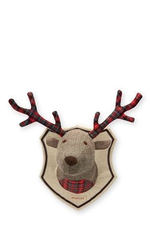 OMG, need this!!!  Buy Fabric Stags Head from the Next UK online shop