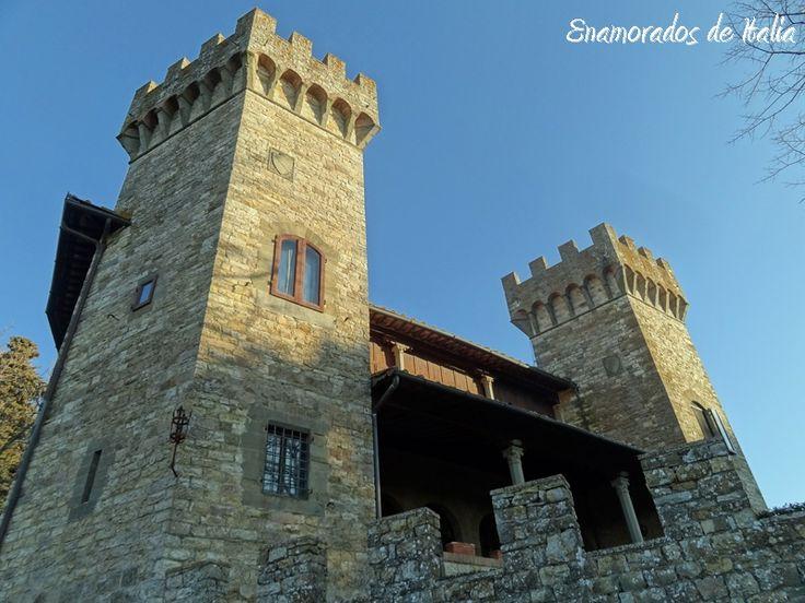 Castillo de Panzano in Chianti.
