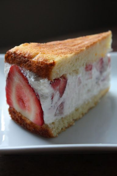 ... STRAWBERRY on Pinterest | Strawberry ice cream, Strawberry shortcake