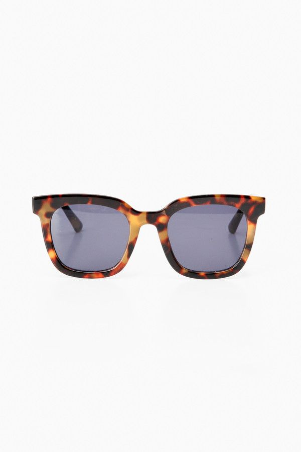 fbbe4b43f1 Morgan Aj Eyewear Tortoise Walker Sunglasses in 2019