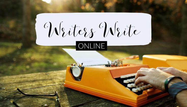 Writers Write Online - Writers Write