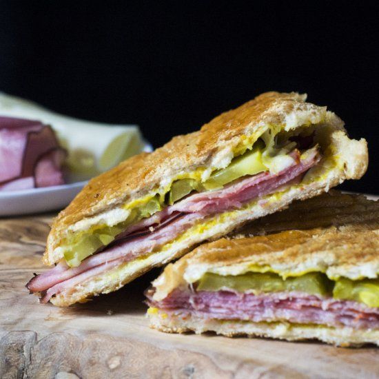 Make amazing Cuban sandwiches at home in just 10 minutes! No panini ...
