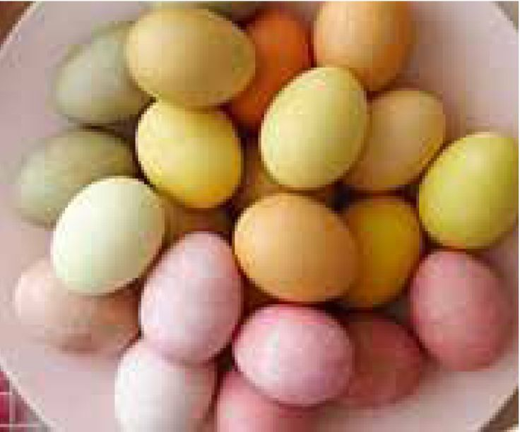 """What's more """"spring"""" than pastel Easter eggs?! #VisionsOfSpring #Gilt"""
