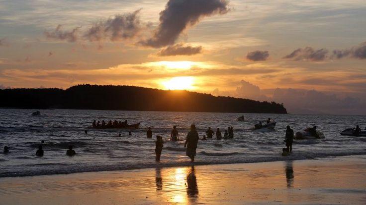 Cenang Beach, Langkawi Island, Malaysia