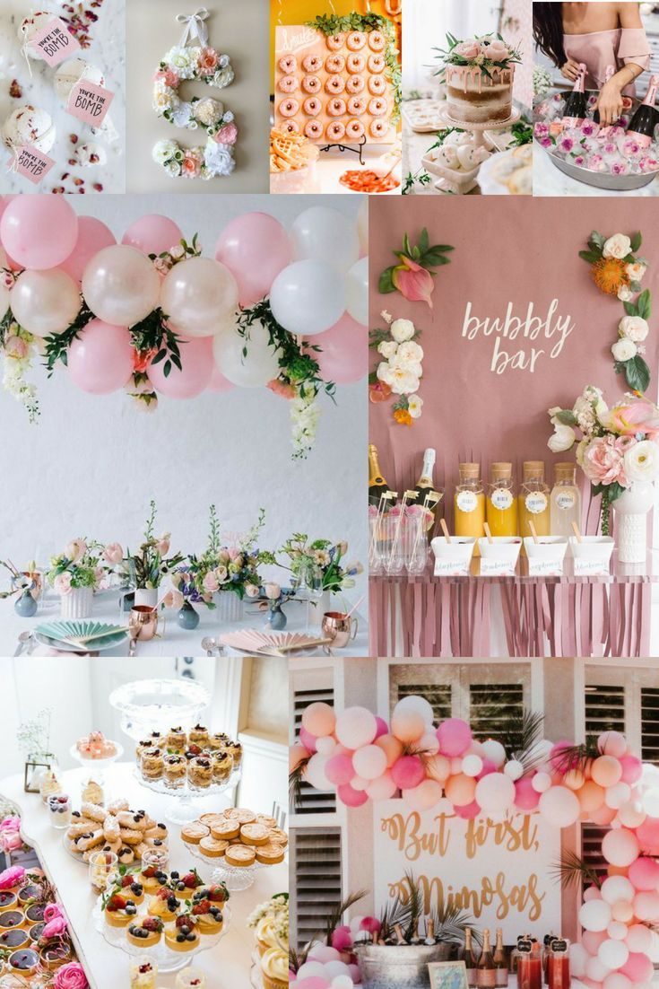 Maid Of Honor Files My Must Have Diy Bridal Shower Decorations