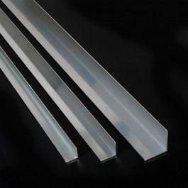 CANTONERA DE ALUMINIO BRILLANTE Cantonera de aluminio brillante perfecta para la creación de marcos y acabados de todo tipo.#PerfilesdeAluminio #CantoneraAluminioBrillante #Aluminiumprofiles #PolishedAlumiumLProfile #AluminiumLProfile