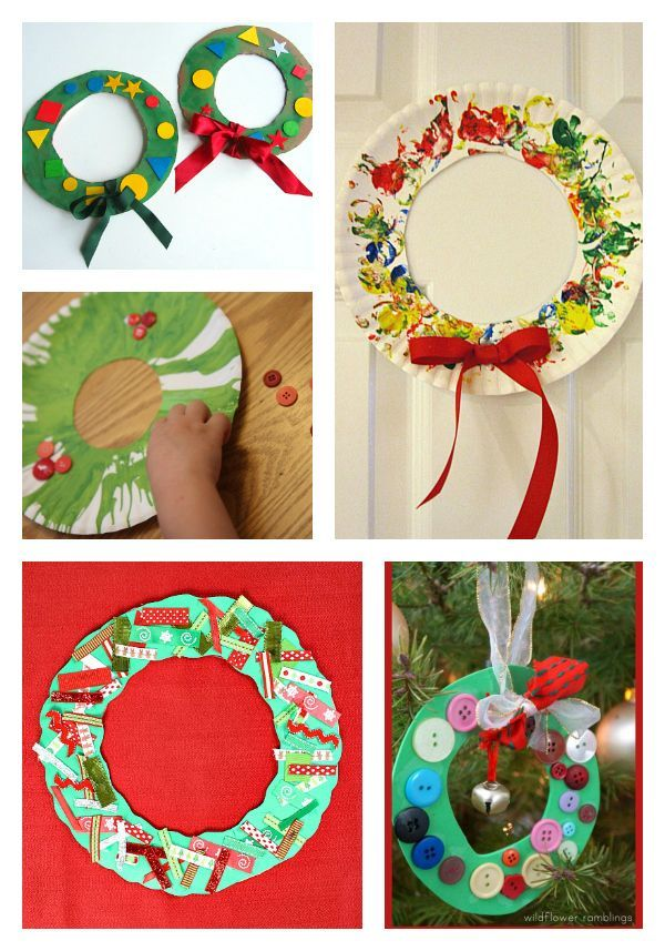 Christmas Crafts For   Year Olds