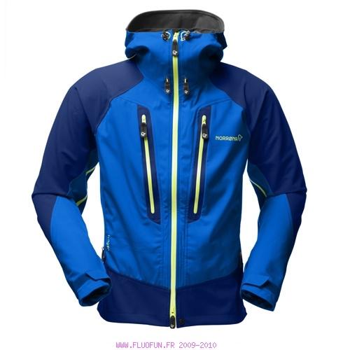 Norrøna Lyngen softshell jacket