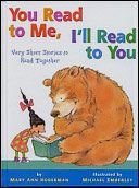 Best Children's Poetry Books With Poems for Two or More Voices: You Read to Me, I'll Read to You: Very Short Stories to Read Together