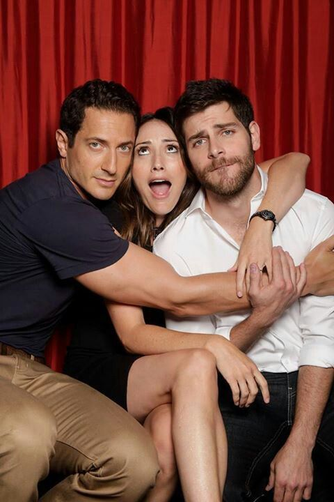 Sean Rosalee Nick - Grimm. NBC                                                                                                                                                                                 More