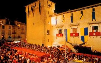 Celebraciones Todos los Santos Cocentaina - Alicante  www.ilovecostablanca.com
