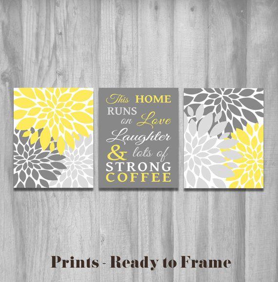 Mustard Yellow Kitchen Decor: 17 Best Ideas About Yellow Kitchen Walls On Pinterest