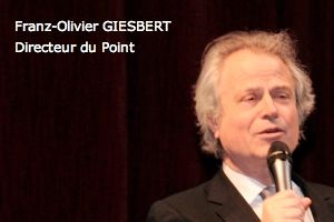 Franz-Olivier GIESBERT, Director of Le Point, Economic Ideas 2013 organized by ZEHUS