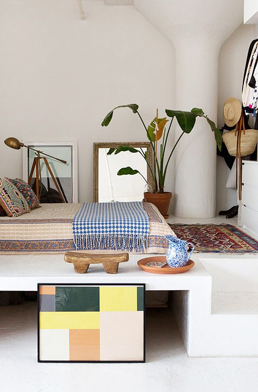 Modern Bohemian Bedroom 1262 best images about decorating inspiration on pinterest