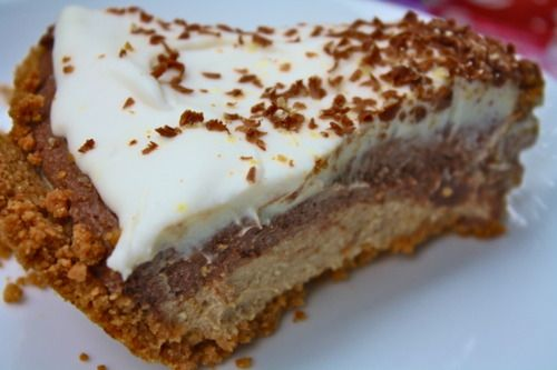 Vegan Peanut Butter Chocolate Cream PieChocolates Cream, Cream Pies, Chocolates Pies, Butter Chocolates, Butter Pies, Vegan Chocolate, Butter Crusts, Chocolate Peanut Butter, Healthy Sweets