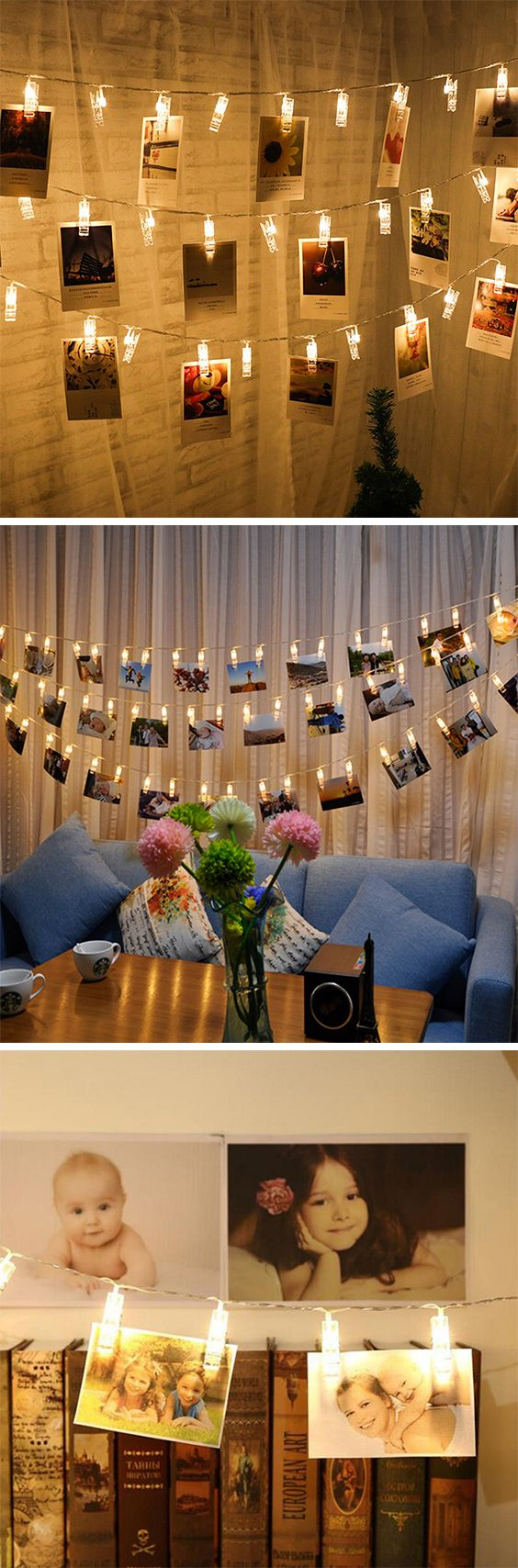 Free Shipping Worldwide!Automatically color changing mode. Press the touch button to last color, then press it again, auto color changing mode works. It can be put in bedroom, child room, living room, bar, shop, cafe, restaurant etc as decorative light