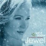 """Women in Music: Jewel After a decade since the overwhelming success of her first holiday album, the multi-platinum award winner Jewel gears up to release her much anticipated follow up holiday album, """"Let It Snow.""""  The acclaimed American singer-songwriter-poet will not only debut 10 holiday favorites but will also feature two new original songs, """"Blue Crystal Glow"""" and """"It's Christmastime."""""""