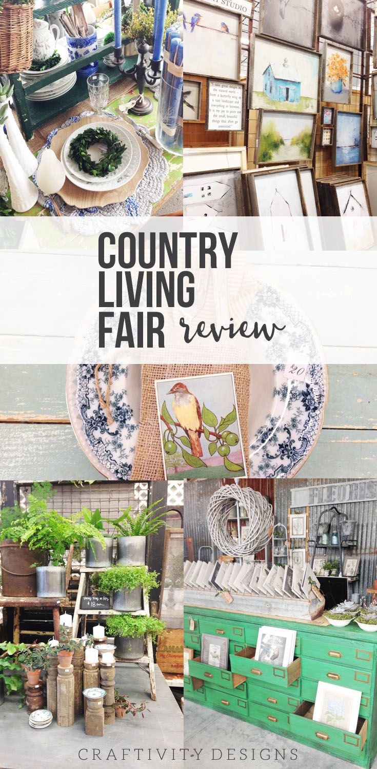 Country Living Fair Review