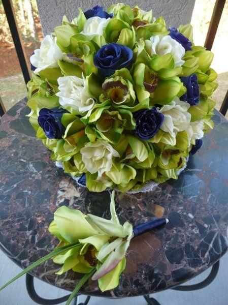 105 best Wedding - Lime Green & Navy Blue images on Pinterest ...