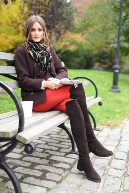 17 Best images about OVER-THE-KNEE BOOTS on Pinterest | High boots ...