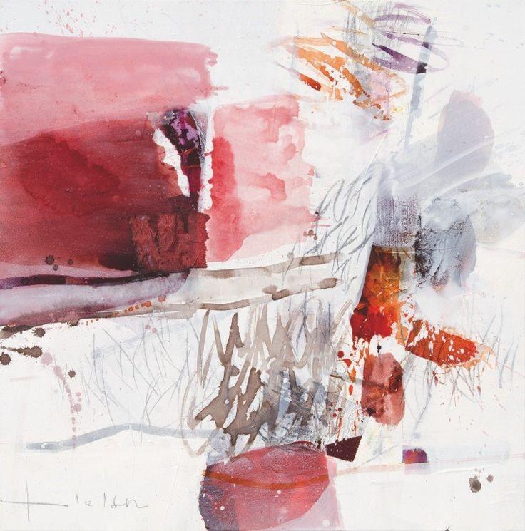 20 best pinturas images on Pinterest Paintings, Abstract and - moderne skulpturen wohnzimmer