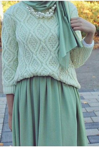 Hijab Fashion | Nuriyah O. Martinez | PINTEREST ELEGANT POINT