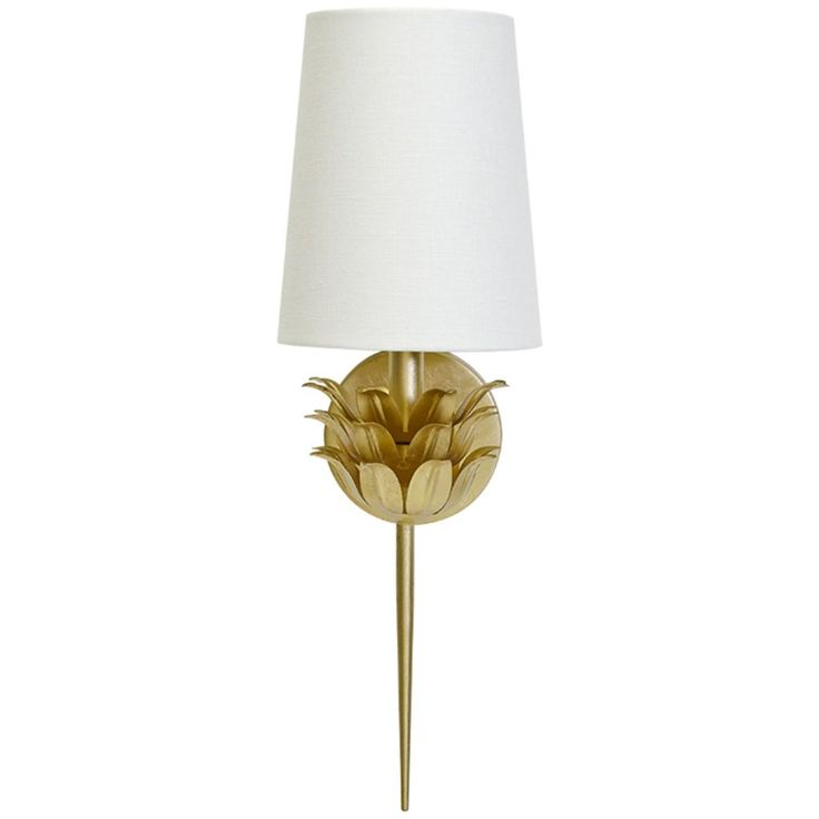 Worlds Away One Arm Sconce DELILAH G