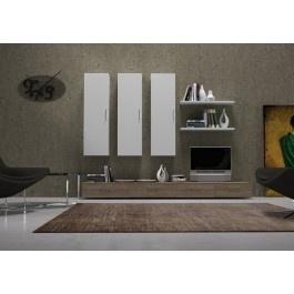 19 best mobili soggiorno images on pinterest | tv walls, miami and ... - Mobili Soggiorno Minimal 2
