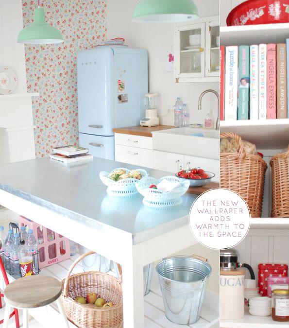 Hahka Happy Cottage Kitchen: 152 Best Kitchen & Pantry Images On Pinterest