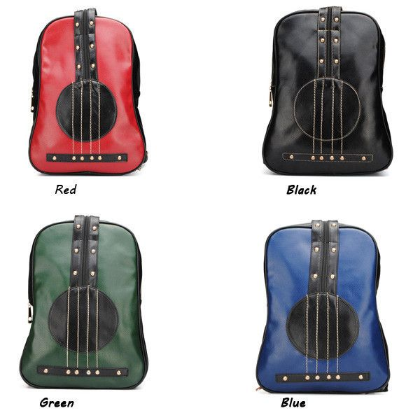 Awesome & Very Cool Backpack for The Violinist 4 Great Colors